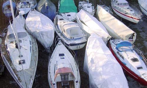 Find det bedste sted til vinteropbevaring af båd i Sønderborg